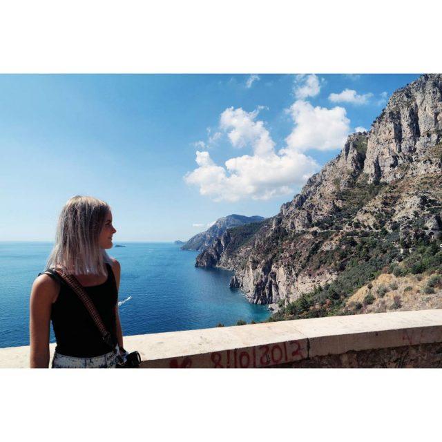 What a view  amalficoast italy italie italia travel travelinghellip