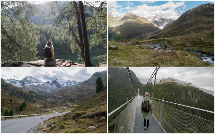 Oostenrijk | Kaunertaler Gletscherstraße, Piburger See & Highline179