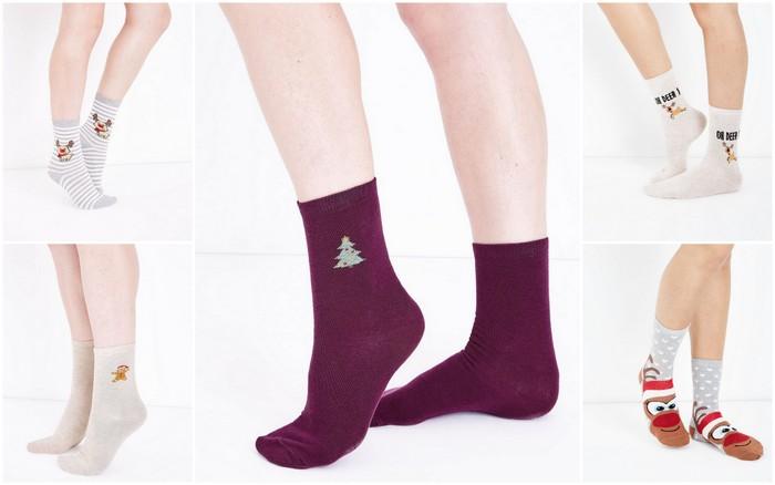 Blijmakers | Vrolijke, gekke & leuke sokken #4 kerst