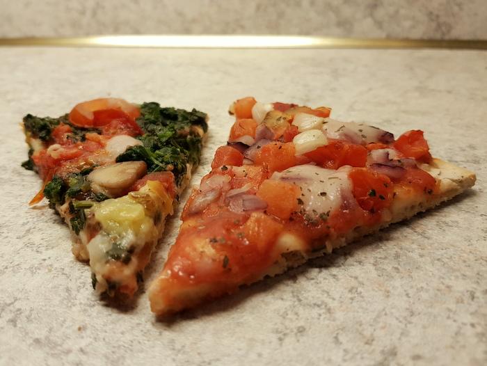 Review | Vegan Verdure & Bruschetta pizza's van Lidl