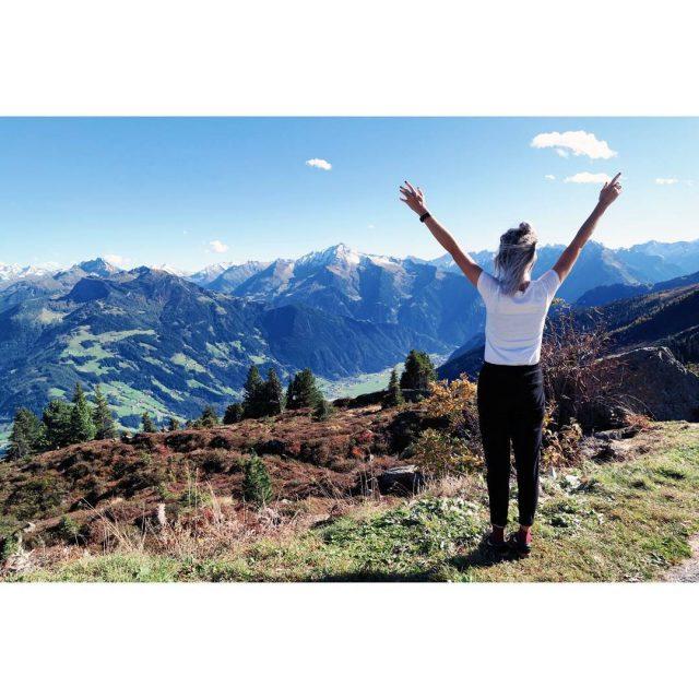 The feeling of freedom austria oostenrijk zillertal zillertalerhhenstrasse tyrol tirolhellip