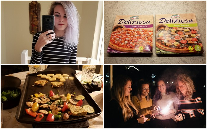 Photo Diary #133 | Oud&Nieuw, vegan pizza's & heb ik weer!