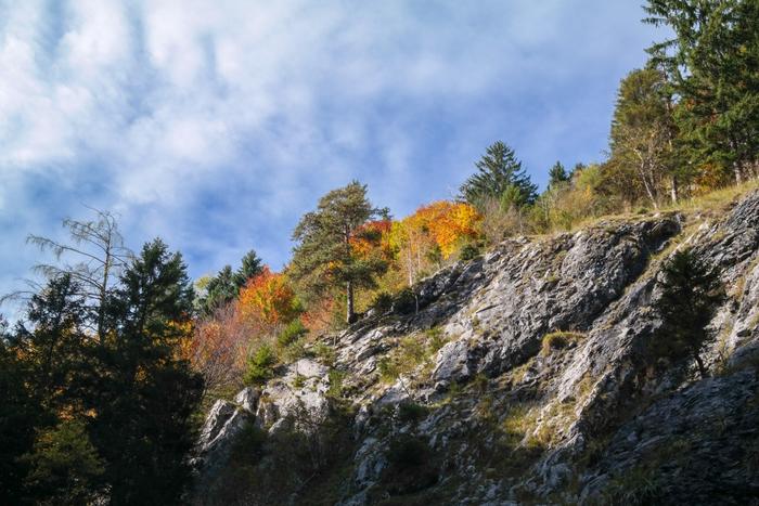 stans austria wolfsklamm oostenrijk