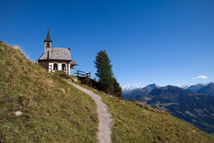 Zillertal Höhenstraße Austria oostenrijk