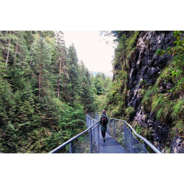 Amazing nature everywhere leutaschergeisterklamm austria oostenrijk leutasch mittenwald travel travelinghellip