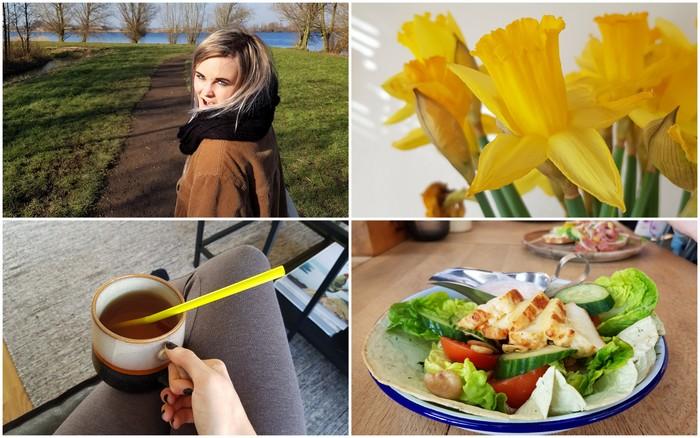 Photo Diary #140 | Brasserie Buitenhuis, griep & nog meer griep