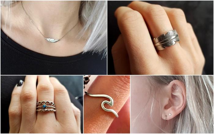 Mijn favoriete sieraden die ik elke dag om heb