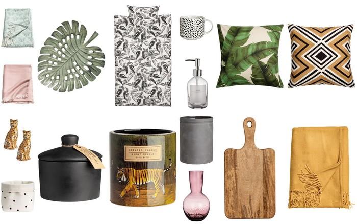 Lente inspiratie | De nieuwste H&M Home accessoires