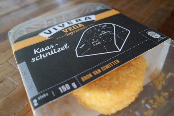 Review | Vivera Kaasschnitzel
