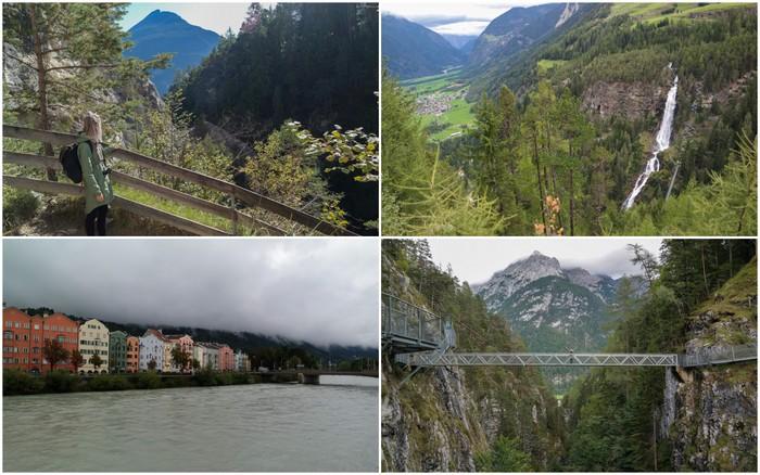 Oostenrijk | Innsbruck, Rosengartenschlucht, Stuibenfall & Leutascher Geisterklamm