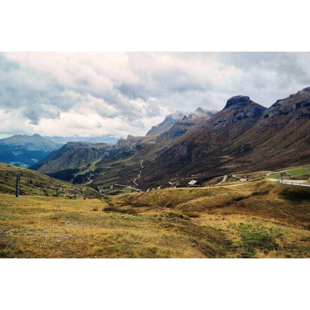 View of the amazing Dolomites dolomiti dolomites italie italy italiahellip