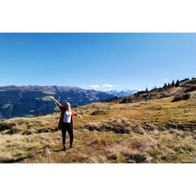 Happiness!  zillertal zillertalerhhenstrasse austria oostenrijk travelgirlnl travelgirl traveladdict traveltheworldhellip