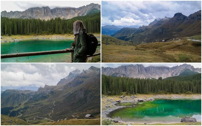Italië | De Dolomieten: Lago Di Carezza & Passo Pordoi