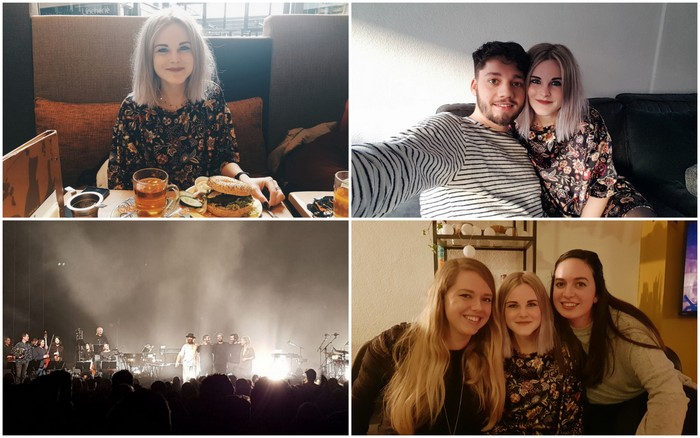Photo Diary #141 | Jarig, blogverjaardag & RY X concert
