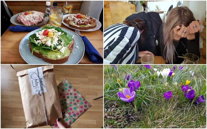 Photo Diary #142 | Zussen-lunch, studiepunten & verjaardag vieren