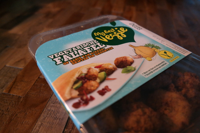 Review | My Best Veggie falafel van Lidl