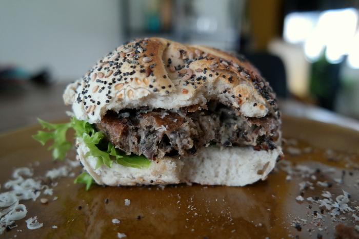 Review | Koolen1981 Champignonburger