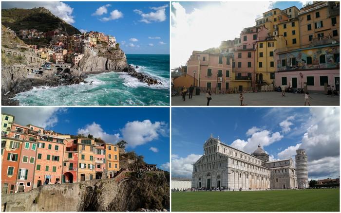 Italië | Toscane: Cinque Terre & De Toren van Pisa