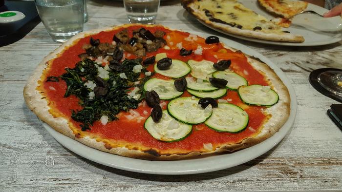 rome pizza frascati
