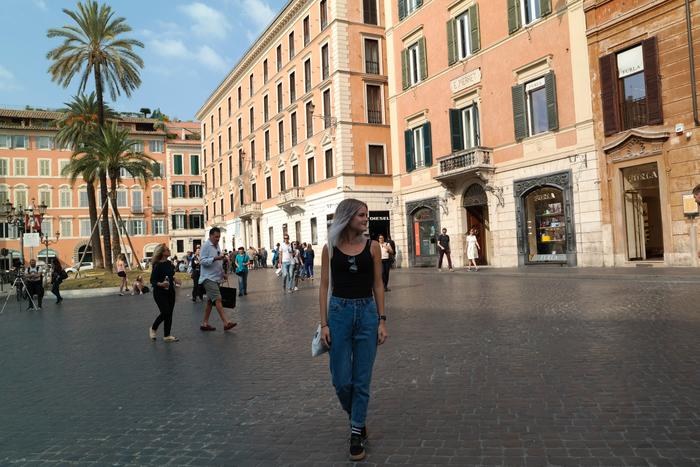 spaanse trappen & piazza di spagna