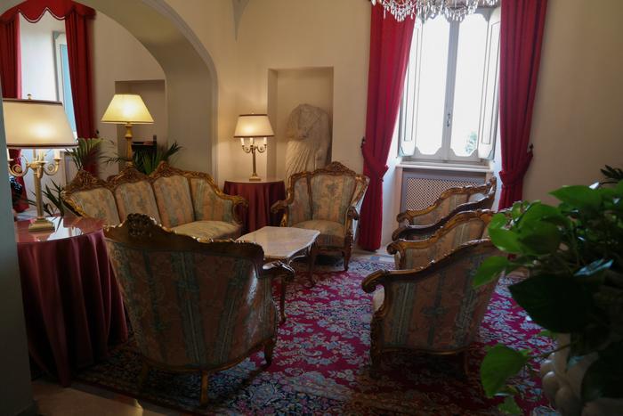 Villa Tuscolana Park Hotel rome frascati