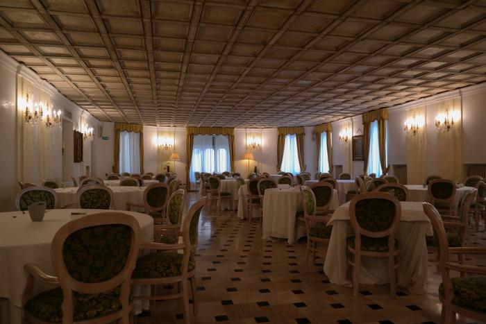 Villa Tuscolana Park Hotel rome frascati breakfast