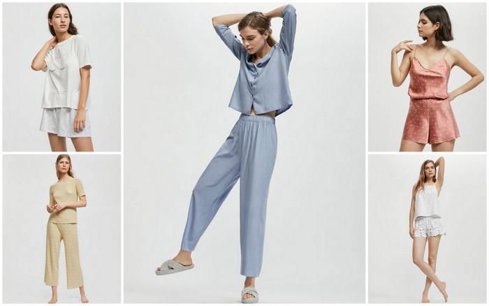 leuke lente & zomer pyjama's
