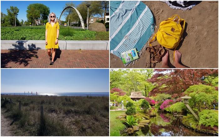 Photo Diary #151 | Strand, Japanse Tuin & heerlijk uit eten
