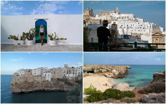Italië | Puglia: Monopoli, Ostuni & Polignano a Mare
