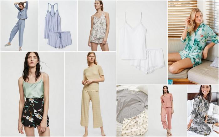 Blijmakers | Leuke lente & zomer pyjama's #3