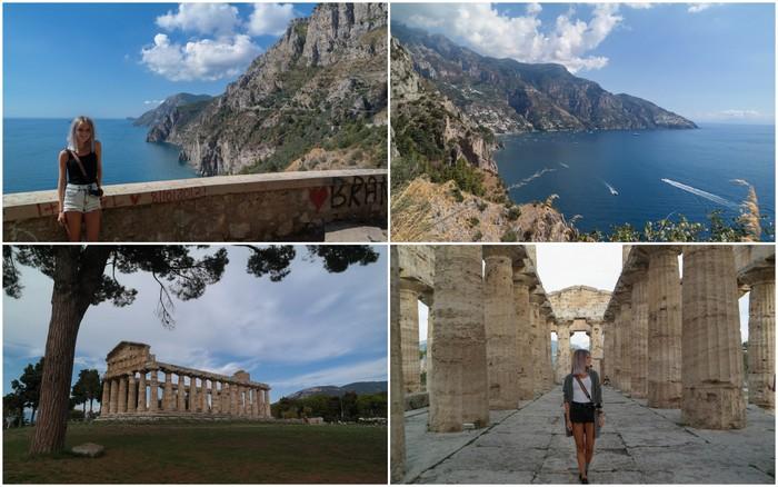 Italië | De Amalfikust & Ruïnes van Paestum