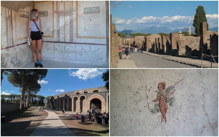 Italië | De ruïnes van de Romeinse stad Pompeï