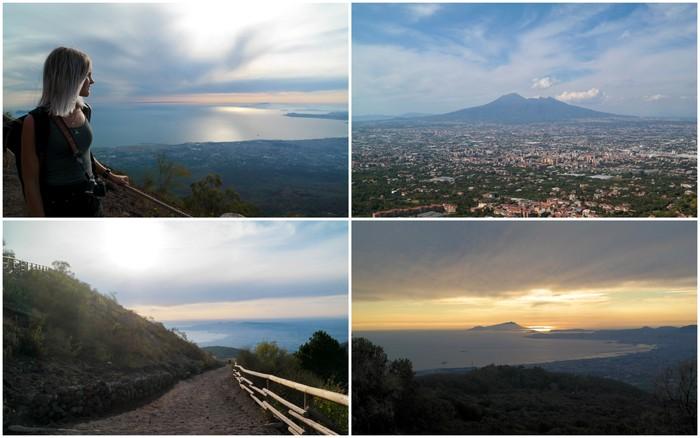 Italië | De Vesuvius beklimmen