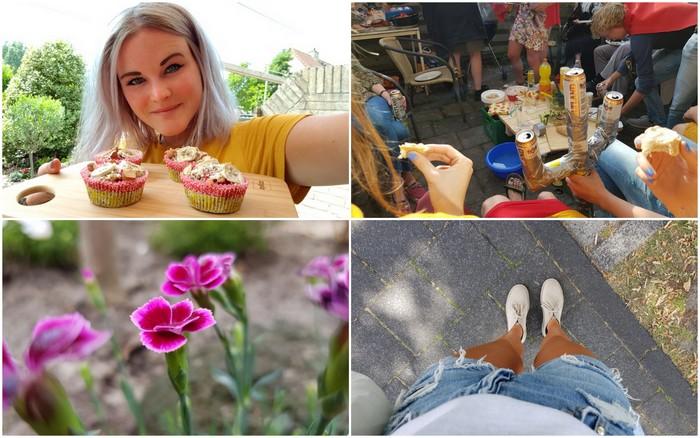 Photo Diary #154 | Feestjes, nieuwe magnetron & bakken