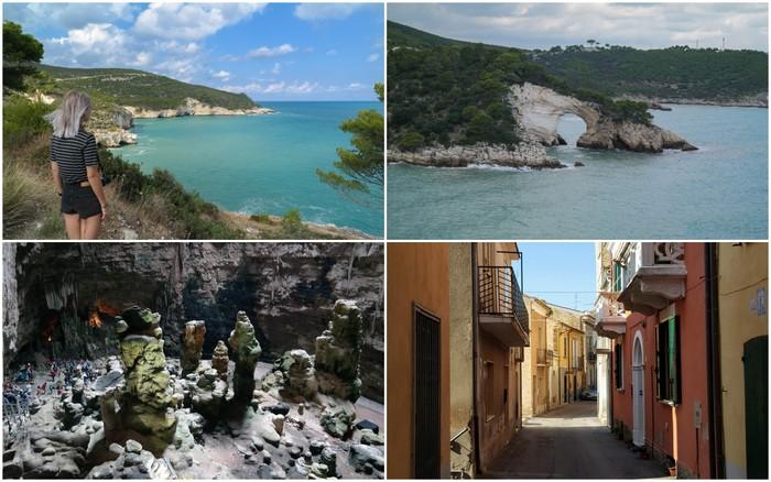 Italië | Puglia: Gargano National Park, Grotte di Castellana & Pollutri (Abruzzen)