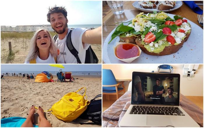 Photo Diary #159 | Strand, laatste onderzoek & lunchen bij ROOS