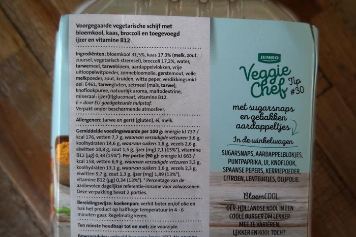Review | Bloemkool Rondo van Jumbo Veggie Chef