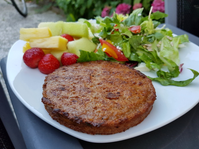 Review | AH Vegetarische Basis Burger