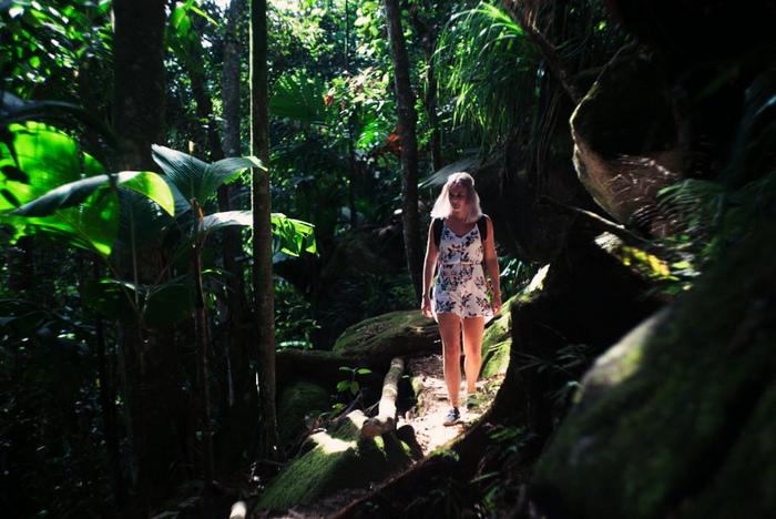 mahé copolia trail