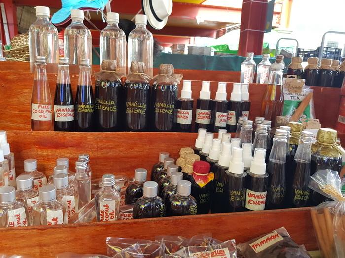 vanille seychelles