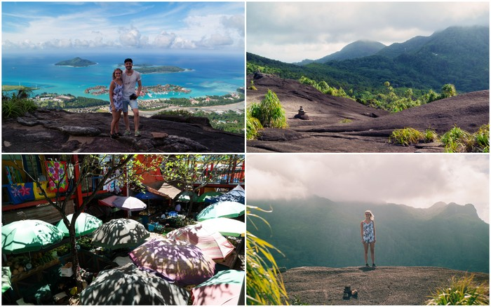 Seychellen | Mahé: Copolia Trail & Victoria