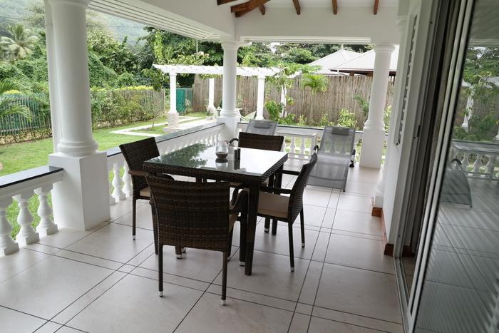 Grann Kaz Guesthouse anse la mouche seychellen seychelles mahé