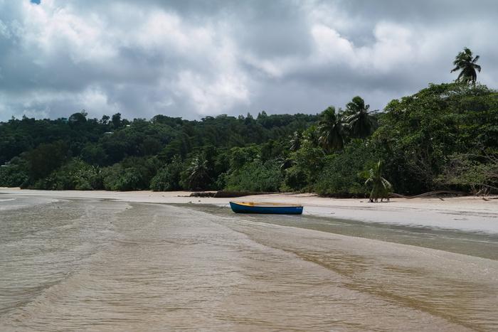 anse la mouche mahé seychellen seychelles