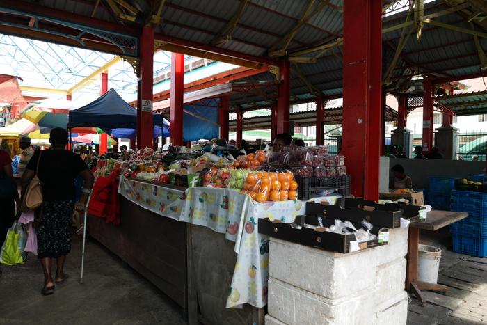 Victoria Mahé Sir Selwyn Selwin-Clarke Market
