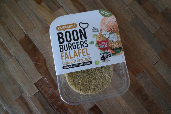 Review | BOON Falafel Burger