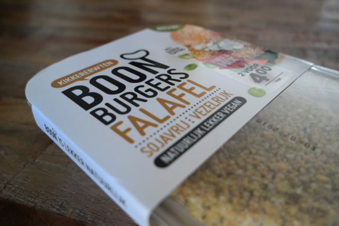 Review | BOON Falafel Burger