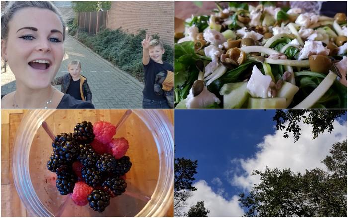 Photo Diary #171 | Geitenkaas salade, belemmerd & Riverdale