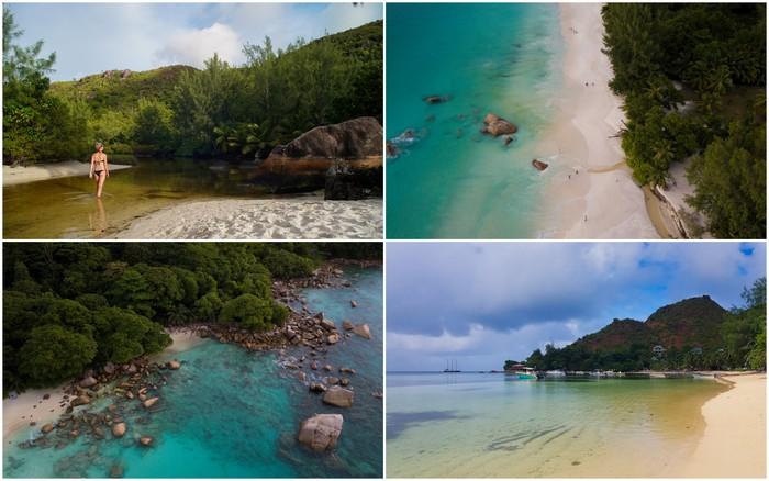 Seychellen | Praslin: Anse Lazio, Anse Boudin & Anse Possession