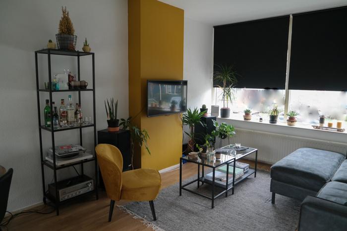 Interieur | Een kijkje in onze woonkamer