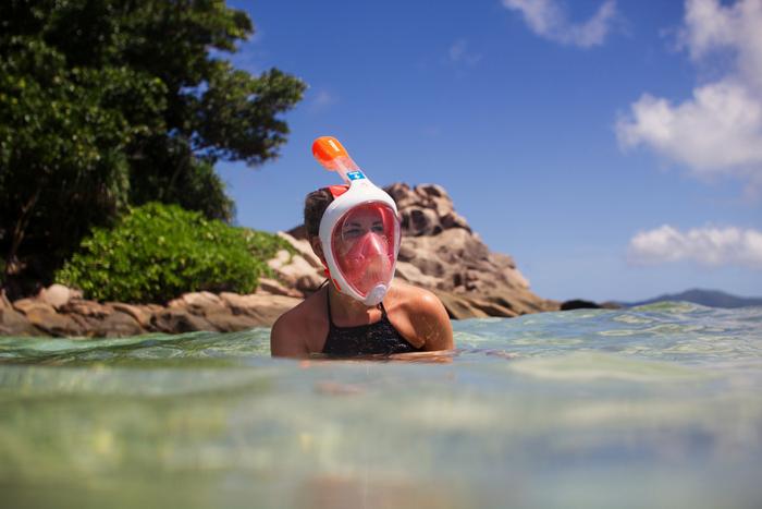 Anse Severe la digue seychelles seychellen
